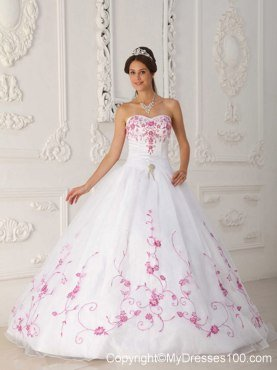White Quinceanera Dresses,white and black,white & glod, red & white