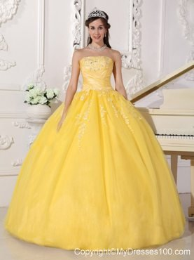 Bright Yellow Quinceanera Dresses Black And Yellow Blue