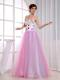 Sweetheart Pink Floor-length 2013 Foraml Evening Dresses