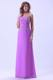 Lavender Prom Dress With Beading for Foraml Evening Dresses