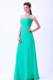 Turquoise Sweetheart 2013 Graduation Dresses with Ruching