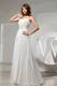 Simple Homecoming Dresses With Beaded Decorate Waist and Ruche