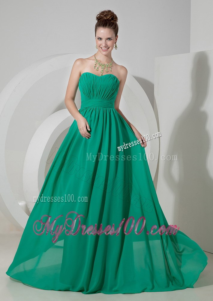 turquoise ruching sweetheart dama dresses for quinceanera 2013