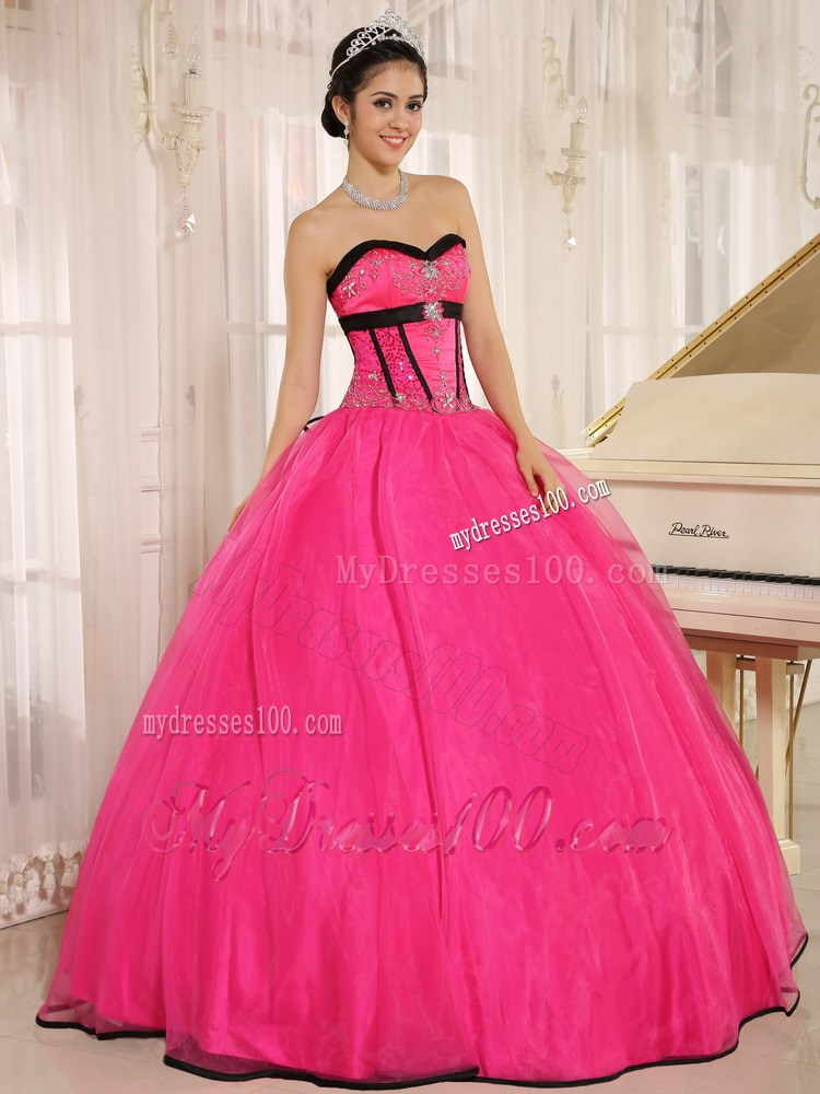 Pink Sweet 16 Dresses - RP Dress